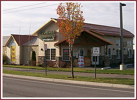 Liberty Lake Self Storage I - 2211 N. Harvard Road Liberty Lake, WA 99019 - Phone: (509) 892-1600