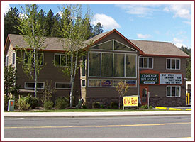Spokane Self Storage - 4200 S. Cheney-Spokane Rd, Spokane, WA 99224 - Phone: (509) 455-4242
